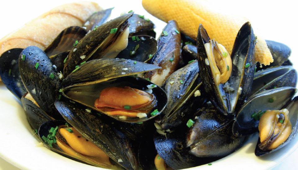 Fresh Mussels - Barb's