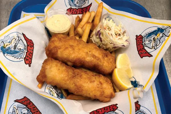 Fresh Cod - Barb's