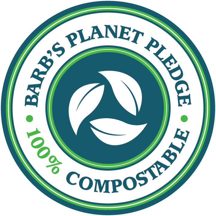 We're Compostable